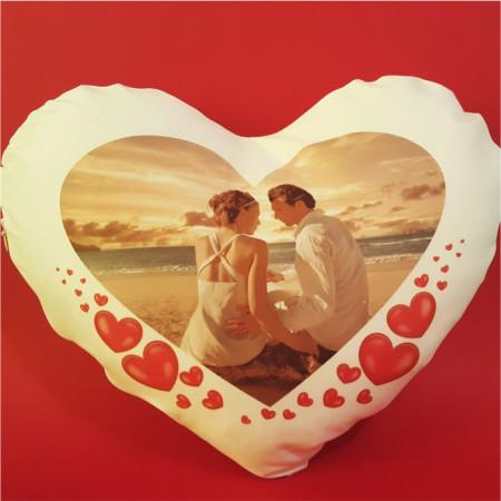 Perna personalizata inimioare