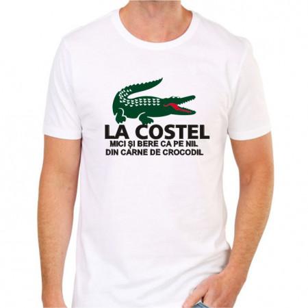 Tricou personalizat -La Costel-