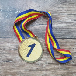 "Medalie ""Cel mai bun fotbalist"""