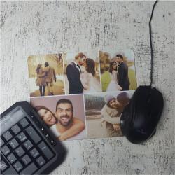 Mouse pad personalizat cu 5 poze
