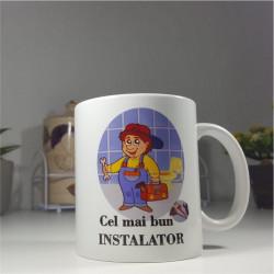 "Cana "" Cel mai bun instalator"""