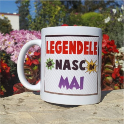 "cana ""Legendele se nasc in mai"""