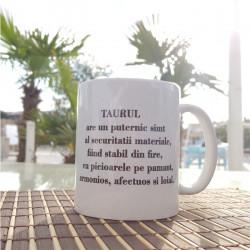 Cana cu zodie-Taur