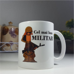 "Cana "" Cel mai bun Militar"""
