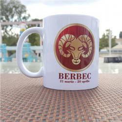 Cana cu zodie-Berbec