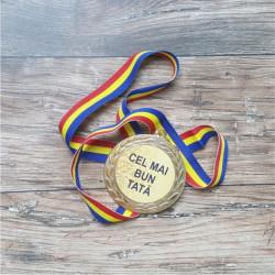 "Medalie ""Cel mai bun tata"""