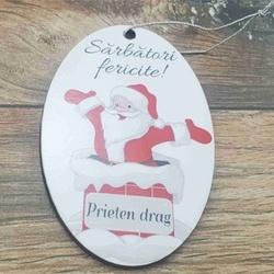 Ornament pom -PRIETEN DRAG-
