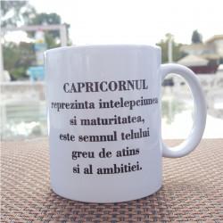 Cana cu zodie-Capricorn
