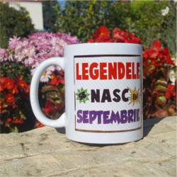 "Cana ""Legendele se nasc in Septembrie"""