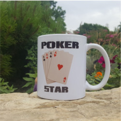Cana - Poker star-
