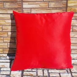 Perna personalizata cu 9 poze spate rosu