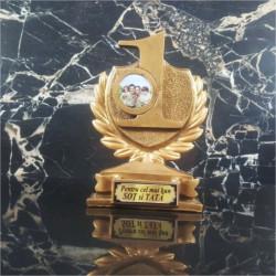 Trofeu locul 1 model 02