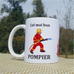 """Cana """"Cel mai bun pompier"""""""