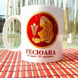 Cana cu zodie-Fecioara