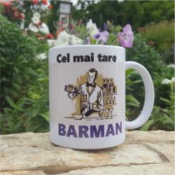 Cana -Barman-