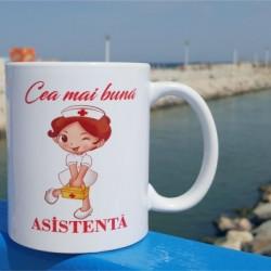 """Cana """"Cea mai buna Asistenta"""""""