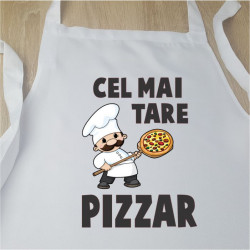 Șorț personalizat -Pizzar-