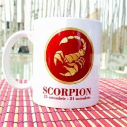 Cana cu zodie-Scorpion
