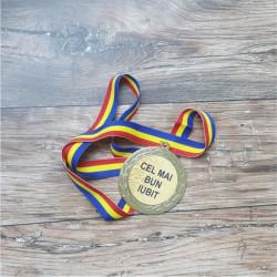 "Medalie ""Cel mai bun iubit"""