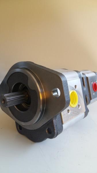 Pompa hidraulica 1PF2G330/026 + 1PF2G240/011 Rexroth