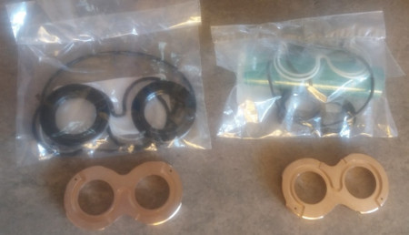 Kit reparatie PGP620 Parker