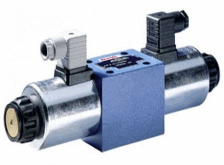 Distribuitor hidraulic 4WE10J6X/EG24N9K4 Rexroth