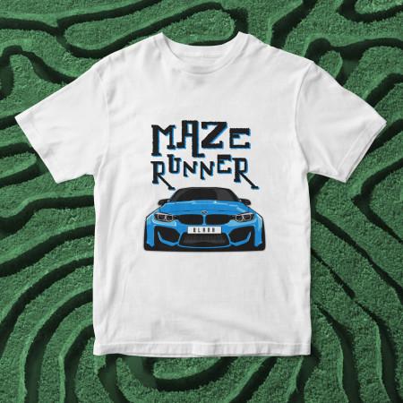 "Tricou ""Maze runner"" + CD gratis la alegere"