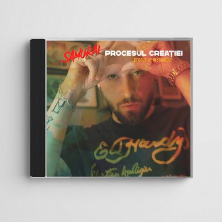 Samurai - Procesul Creației [Album]