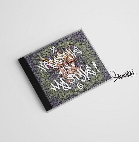 Samurai - Freestyle is my style [Album]