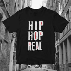 "Tricou ""HIP HOP REAL"" + CD gratis la alegere"