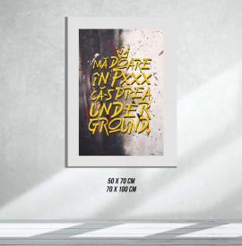 Underground + CD gratis la alegere