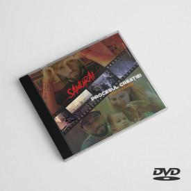 Procesul Creatiei - FILMUL (DVD)