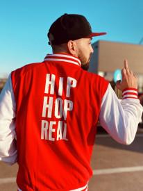 Hip Hop Real [Jacheta] *LICHIDARE STOC*