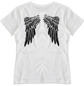 Aripi [tricou dama] + CD gratis la alegere