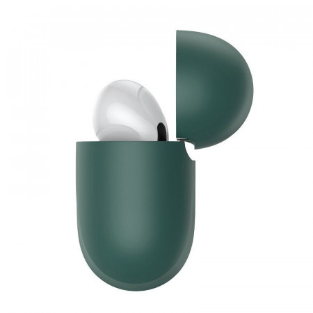 Bumper silicon Baseus AirPods Pro - Verde