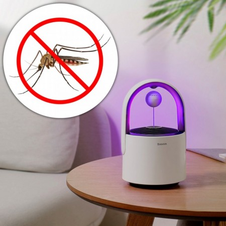 Capcana tantari , Baseus Star Mosquito , alb