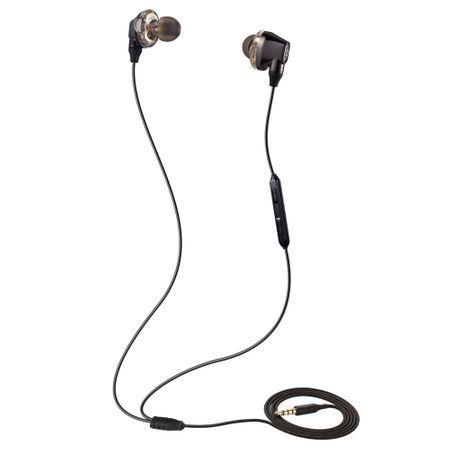Casti audio in ear , jack 3.5 mm , Baseus Encok H10 , negre