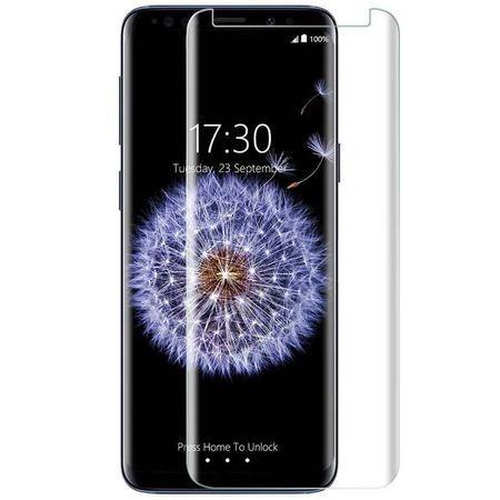 Folie Samsung Galaxy S9 Full Glue Nano Water Transparent + Kit de montare inclus