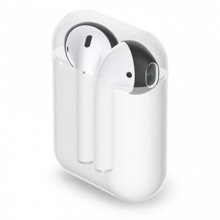 Husa pentru casti Apple Airpods, Spigen