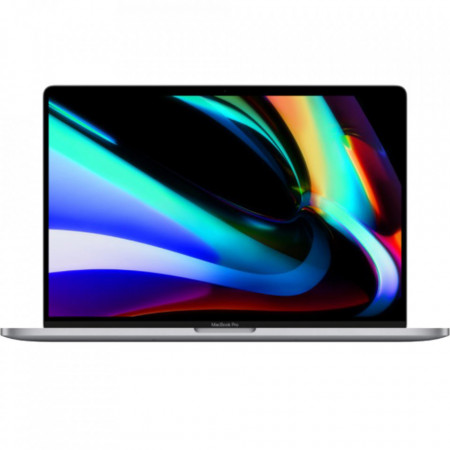 "Laptop Apple MacBook Pro 16 Retina (Procesor Intel® Core™ i7-9750H (12M Cache, up to 4.50 GHz), Coffee Lake, 16"", Retina, Touch Bar, 16GB, 512GB SSD, AMD Radeon Pro 5300M @4GB, Mac OS Catalina, Layout INT, Gri)"