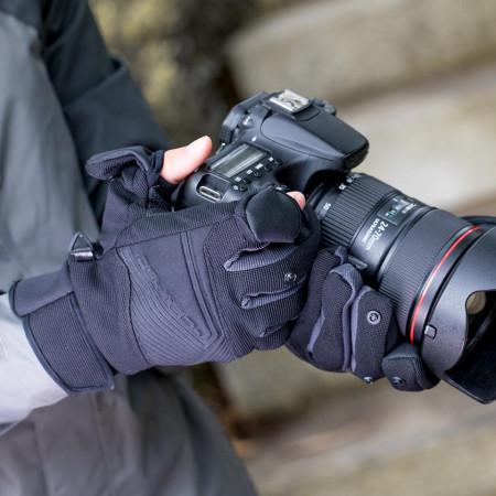 Mănuși pentru fotografie PGYTECH , marimea M