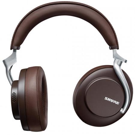 Casti SHURE Aonic 50 Wireless, Noise-Cancelling - maro