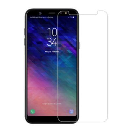 Folie din sticla temperata Nillkin Amazing H pentru Samsung Galaxy A6 Plus 2018, transparent