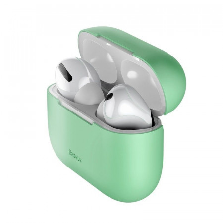 Husa Baseus Super Thin AirPods Pro - Verde