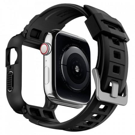 Husa protectoare Spigen Rugged Armor PRO Apple WATCH 4/5 (40MM) - negru