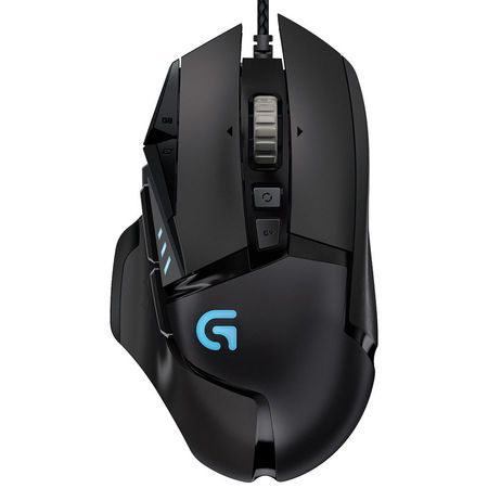 Logitech Mouse Gaming G502 RGB Tunable Negru