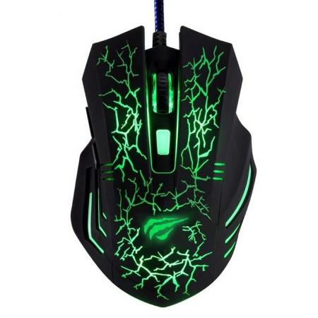Mouse gaming Havit Gamenote MS672