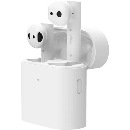 Casti Wireless Airdots Pro 2 TWS, Xiaomi, Bluetooth 5.0, LHDC, 5V 1A, Alb