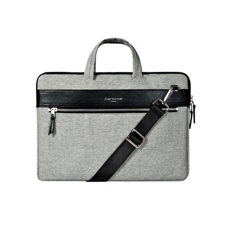 Geanta laptop 12 -13.3 Inch Cartinoe seria London Style , Gri