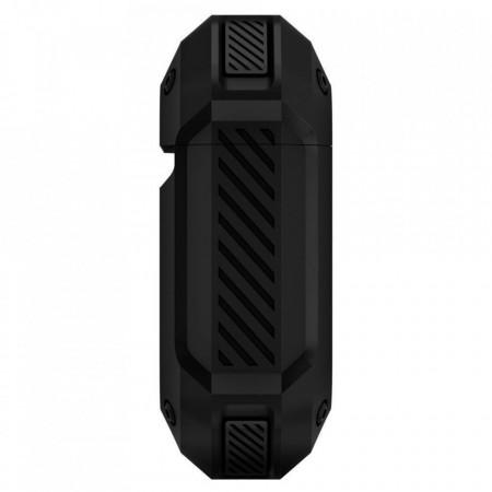 Husa Spigen Tough Armor Apple Airpods Black